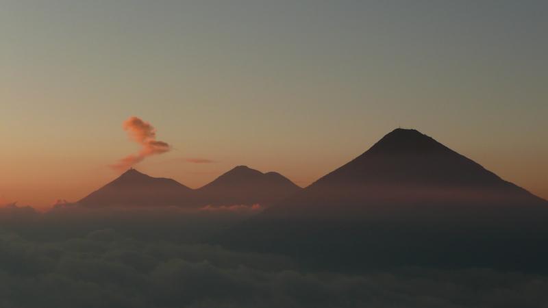 im Land der Vulkane...das Feuer aus Mutter Erde