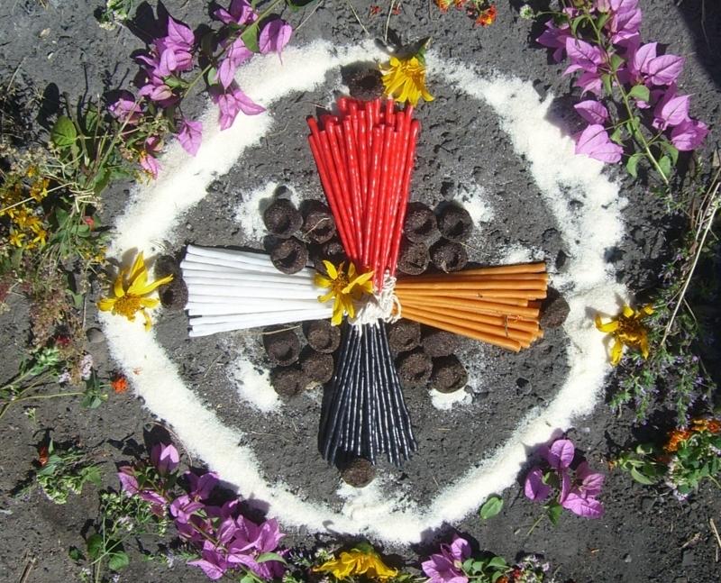 """das Mayakreuz """"Kajmaj"""""""