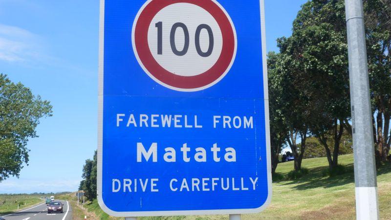 Abschied von Matatá
