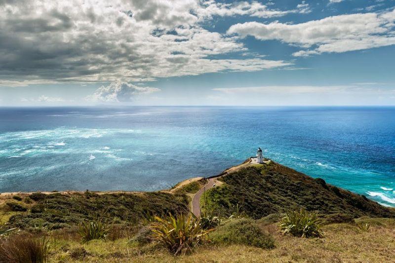 und noch ein schönes Foto, wo man sieht, wie die zwei Meere sich verbinden
