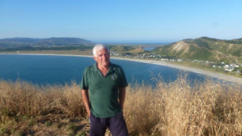Besuch bei Hubert in Mahia