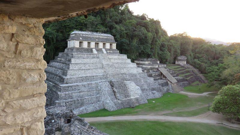 """die """"Pyramide der Inschriften"""" - mehr als nur ein Grabmahl"""