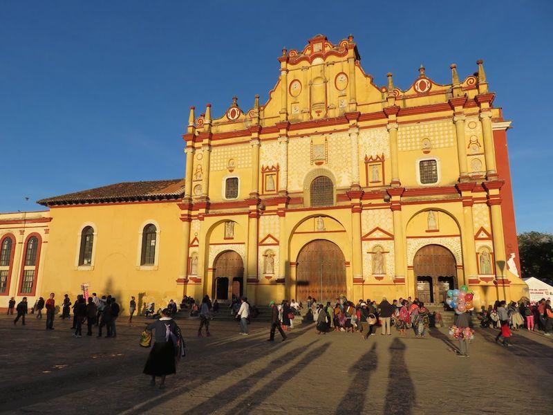 Die Kathedrale von SanCris