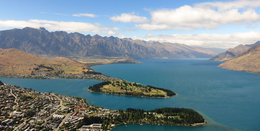 Queenstown und die Remarkables