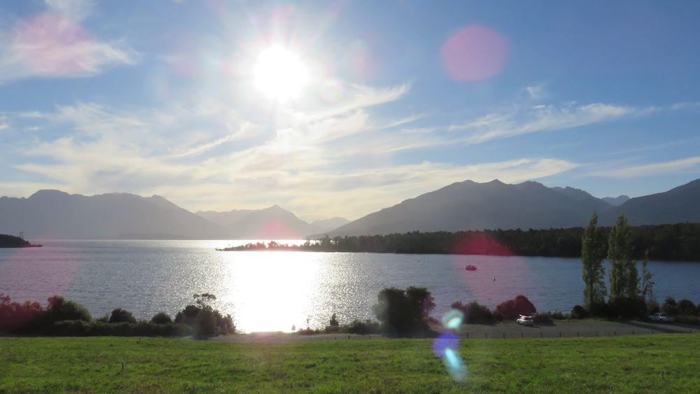 nur einer von vielen wunderbaren Seen