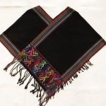 Baumwoll-Ponchos aus Guatemala