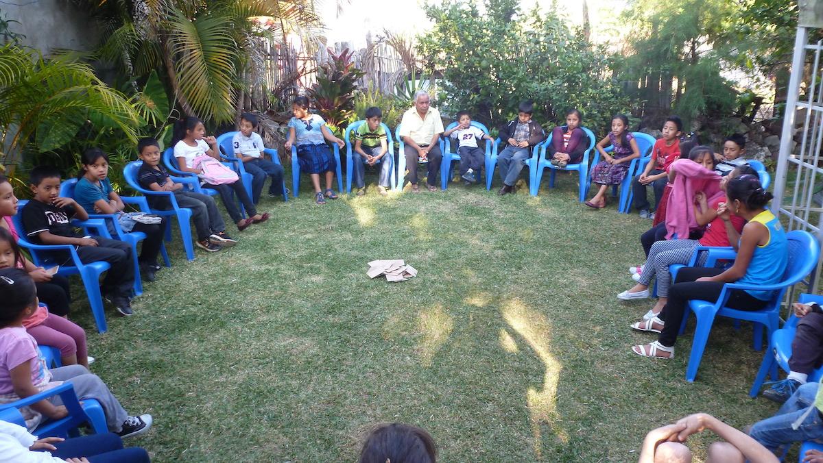 Mayaschule Guatemala