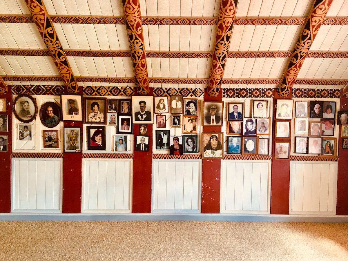 heim zu den Maori-Ahnen