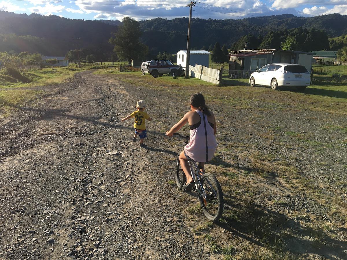 Besuch in Ruatahuna