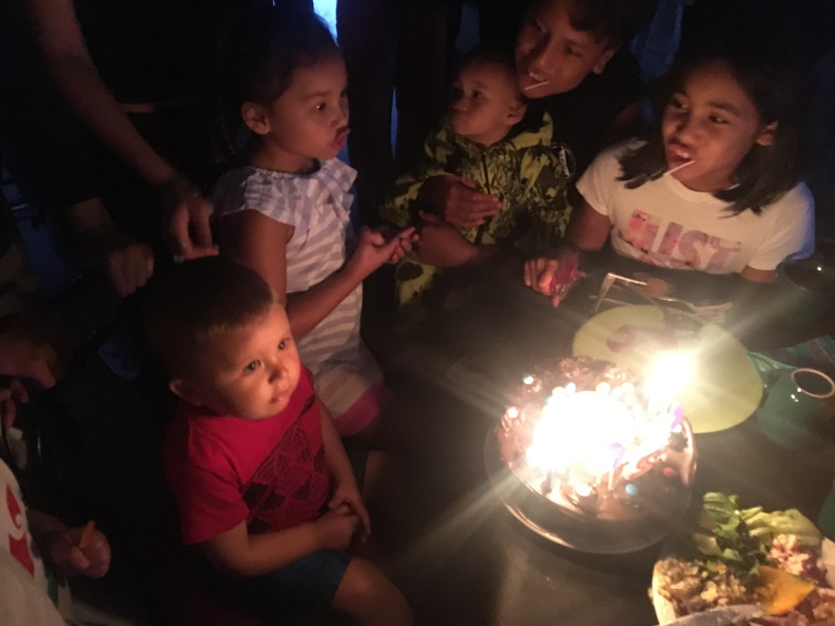 Māuis Geburtstag