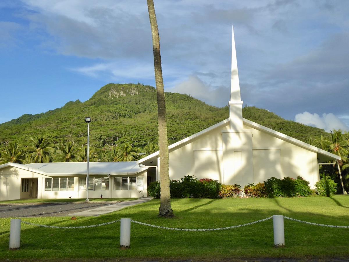 Die Mormonen waren auch schon da